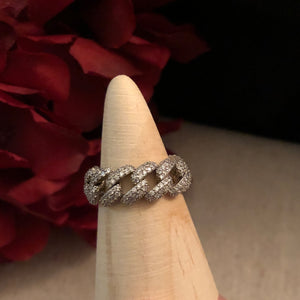 Endless Chain Ring