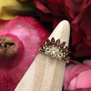COMING SOON! Persephone Ring