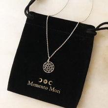 Load image into Gallery viewer, The Talisman Necklace - Protection - Silver