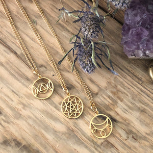 The Talisman Necklace - Blessing
