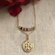 Load image into Gallery viewer, The Tudor Rose Necklace