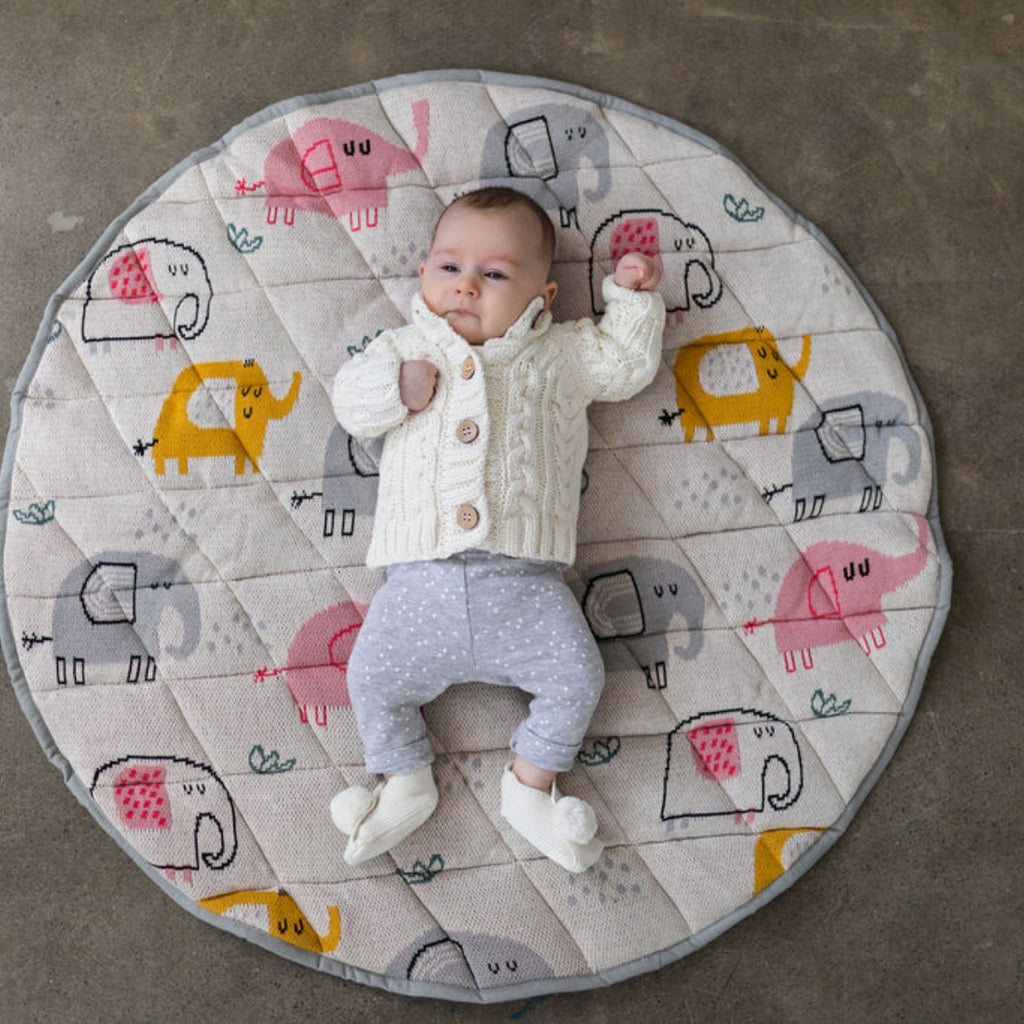 Eddie Elephants Playmat