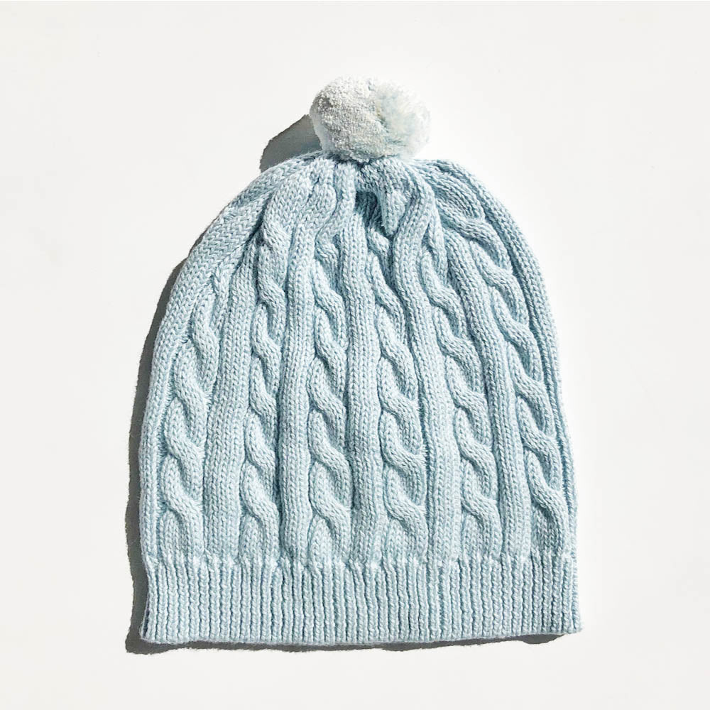 Sasha Baby Hat – Blue
