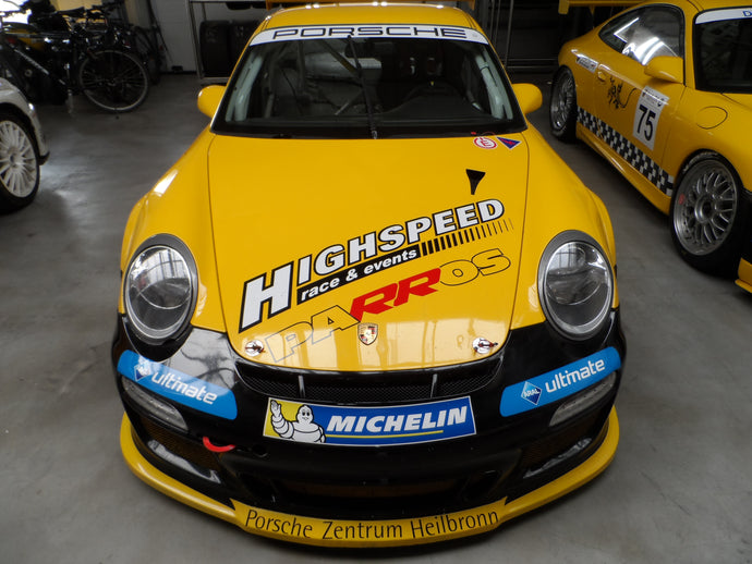 GT3 Cup 2013 Team Highspeed