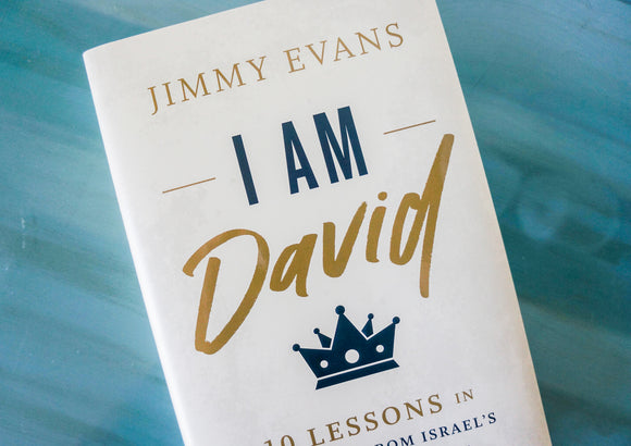 FREE Chapter: I Am David by Jimmy Evans