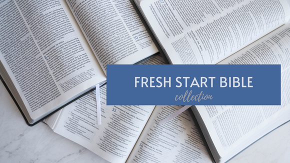 Fresh Start Bible Collection
