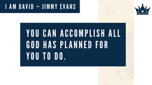 I Am David: How Do Winners Think? | Jimmy Evans