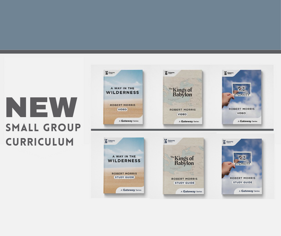 NEW! Small Group Study Curriculum