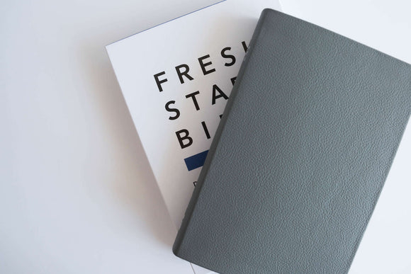 How to Navigate to Fresh Start Bible Topical Guides