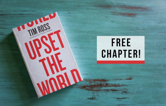 FREE Chapter: Upset the World by Tim Ross