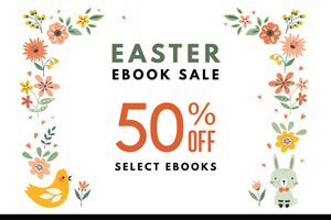 Easter Week eBook Sale!!
