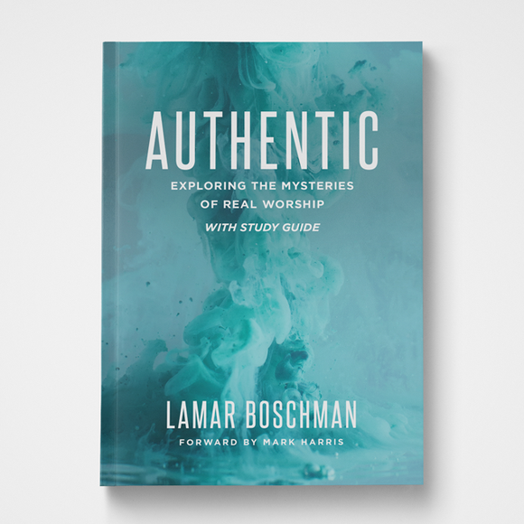 Authentic by Lamar Boschman