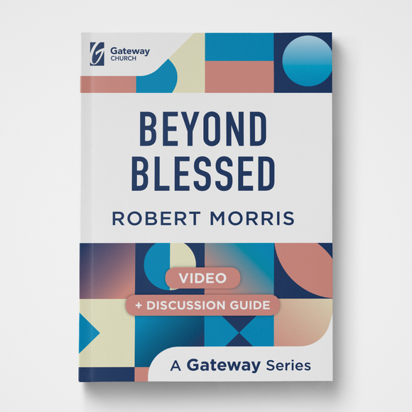 Beyond Blessed DVD Robert Morris