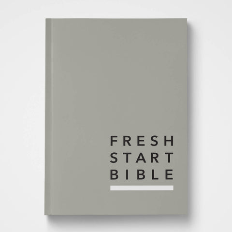 Fresh Start Bible Correctional Edition