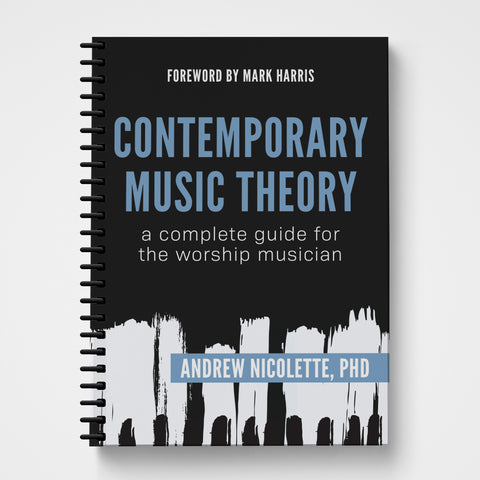 Contemporary Music Theory by Andrew Nicolette