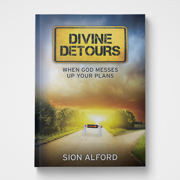 Divine Detours by Sion Alford