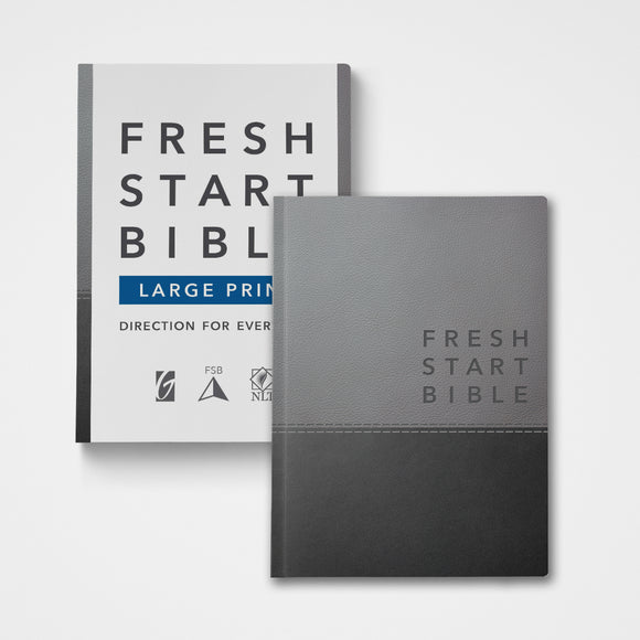 Fresh Start Bible Large Print Gateway Churh