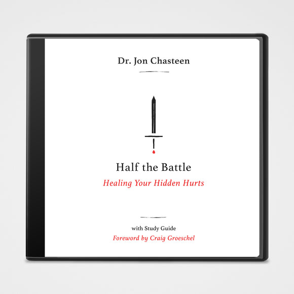 Half the Battle Audiobook Jon Chasteen