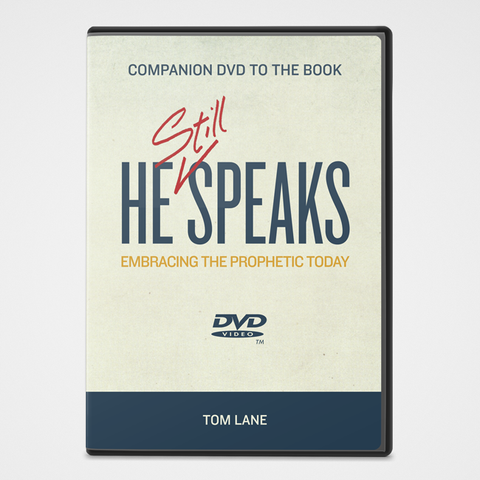 He Still Speaks DVD