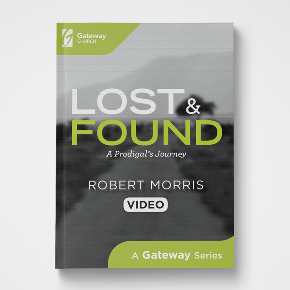 Lost and Found DVD Robert Morris