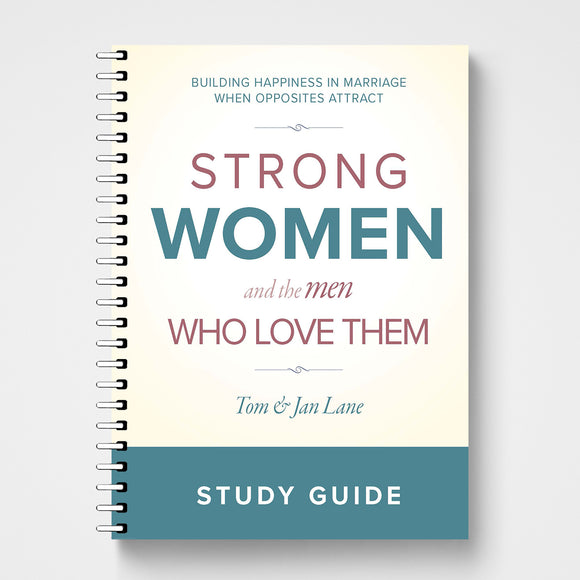 Strong Women and the Men Who Love Them Study Guide | Tom & Jan Lane