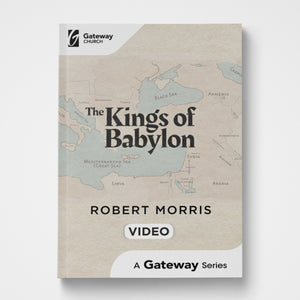 The Kings of Babylon DVD Robert Morris