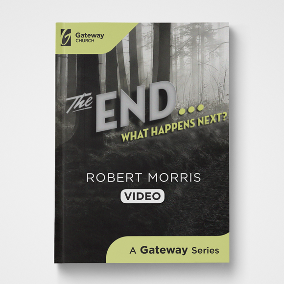 The End DVD | Robert Morris | Gateway Publishing