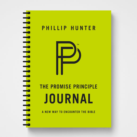 The Promise Principle Journal | Phillip Hunter | Gateway Publishing