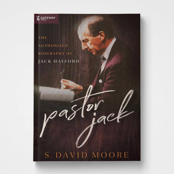 Pastor Jack S. David Moore Gateway Publishing