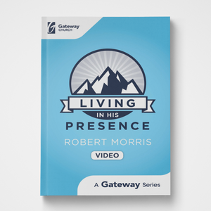 Living in His Presence DVD