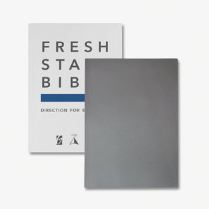 Fresh Start Bible Premium Edition