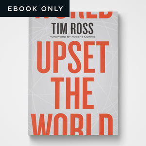 Upset the World (eBook)