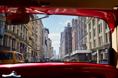 Gift Card - NYC Vintage Car Tour