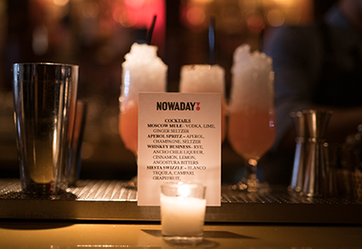 FOUR Cocktail-Making & Swing-Dancing in an Exclusive NYC Speakeasy