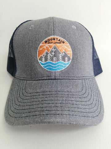 Gorra Mountain Explorer