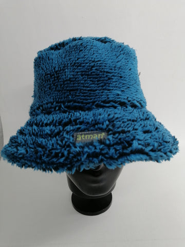 Bucket Cozy Azul