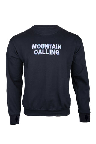 Sudadera Mountain Calling