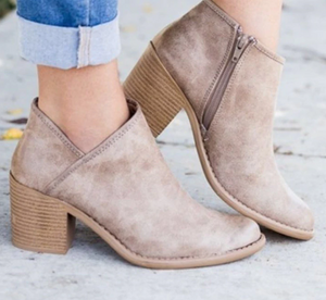 WILLOW High Heel Ankle Boots