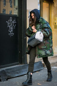 WILLOW camo jacket
