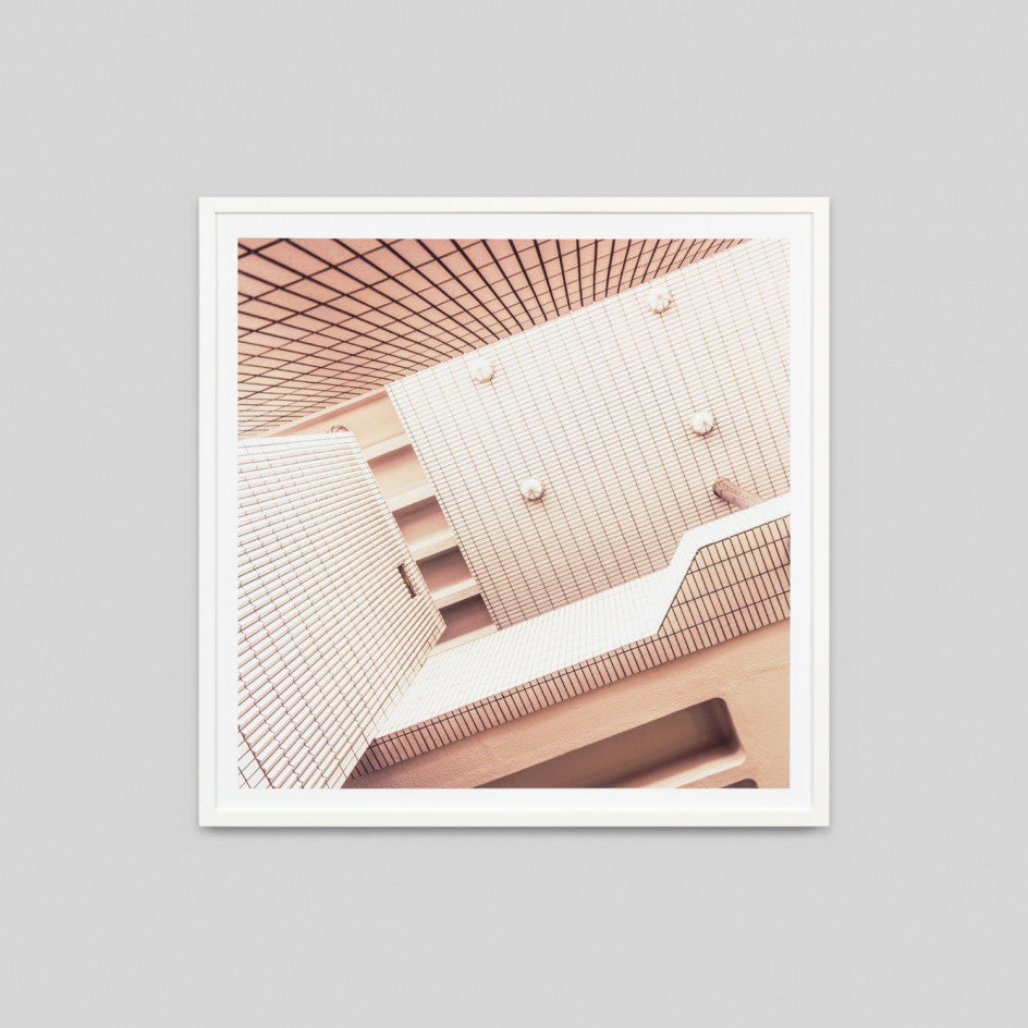 Abstract Architecture Photographic Print
