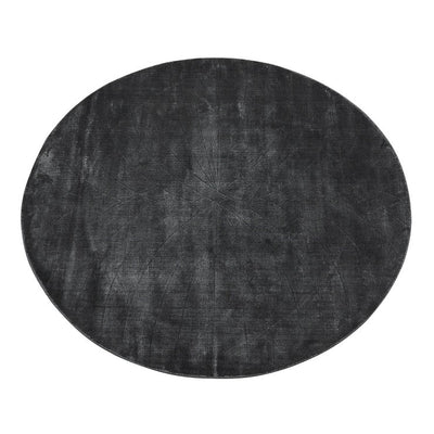 Globewest Adele Oval Rug in Midnight