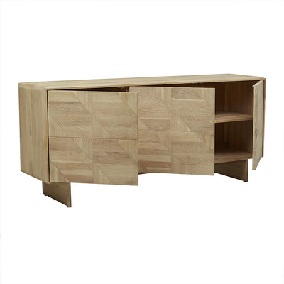 Aiden Sideboard - Natural Oak
