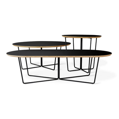 Gus Modern Furniture Array Tables - Black