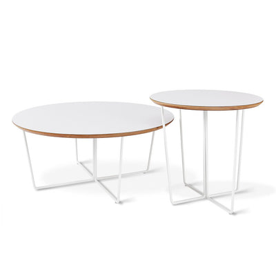 Gus Modern Furniture Array Tables - White