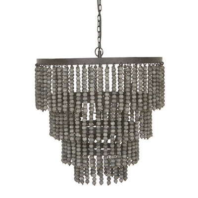 Balthazar Beaded Large Pendant