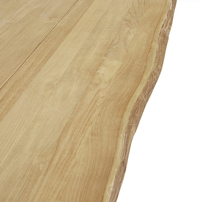 Beckett Dining Table Organic Edges