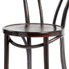 Bentwood Barstool with Back