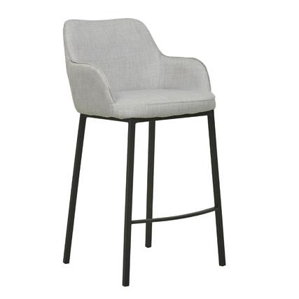 Betty Barstool in Pearl Grey