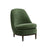 Bogart Tulip Sofa Chair Forest Green Velvet