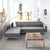 Bolton Multi Sectional Sofa